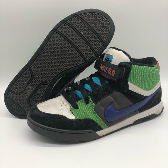 Residente Simplificar cuota de matrícula  Nike Shoes | Nike Sb Air Mogan Mid 6 Sneakers | Poshmark